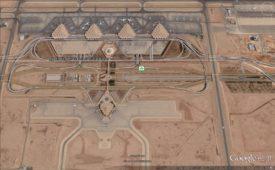 Riyadh International Airport Garage - Saudi Arabia, Mid '60s